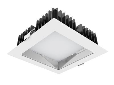 KARTA 8 Square 19W Commercial Downlight