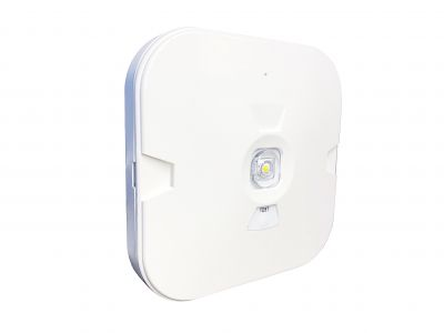 EMERGENSEE POD 4W Surface Mount Emergency Light