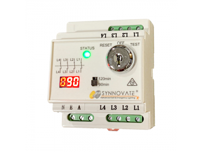 SENTRY Emergency Test Switch