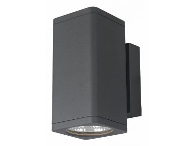 WINDSOR 12W Up/Down Square Wall Light