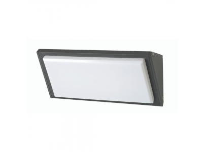RAVEN 35W Industrial Wall Light 300mm