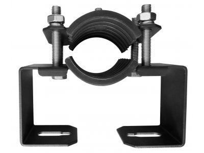 RHYNE Floodlight Pole Mounting Clamp Bracket