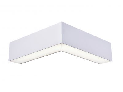 ASTON 15W Recessed Corner Profile