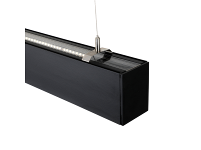 BRETO 45W Linear Direct/Indirect Pendant 1125mm