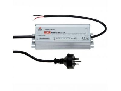 Meanwell HLG-60H-24 Power Supply 60W 24V